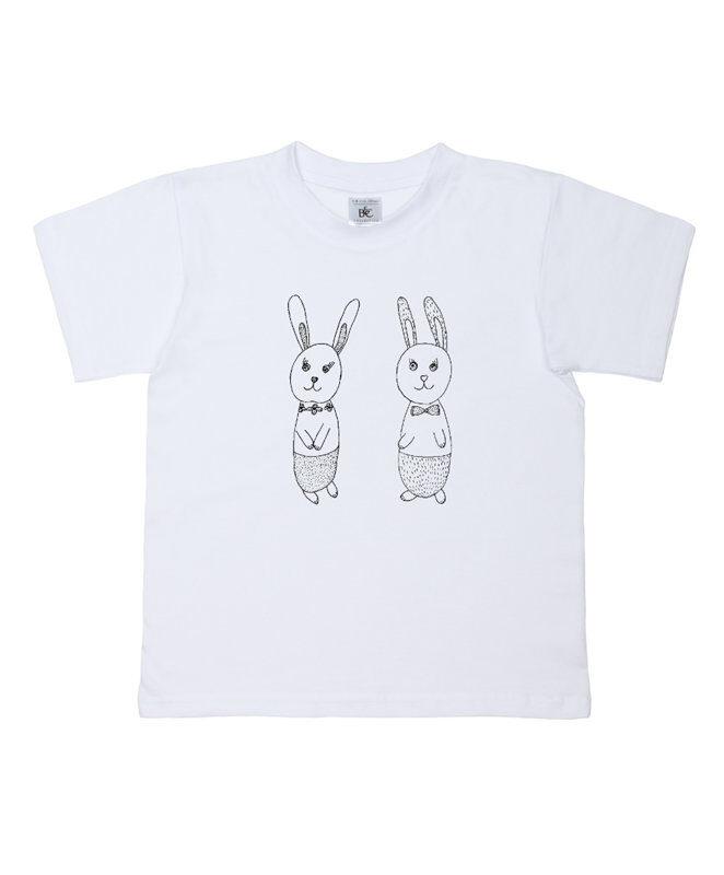 """T-krekls """"Zaķi"""""""