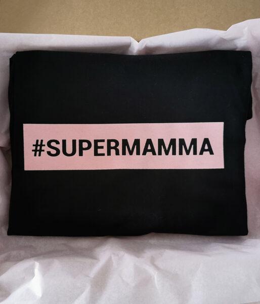 """Dāvana T-KREKLS """"Supermamma"""""""