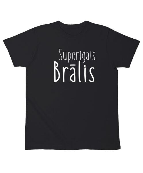 """Vīriešu T-krekls """"Superīgais brālis"""""""