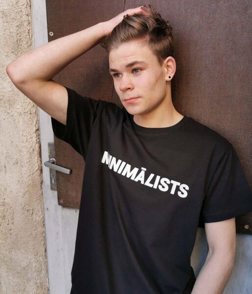 """T-krekls """"MINIMĀLISTS"""""""