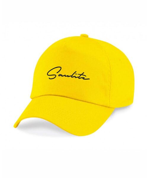 cepure ar tavu vārdu