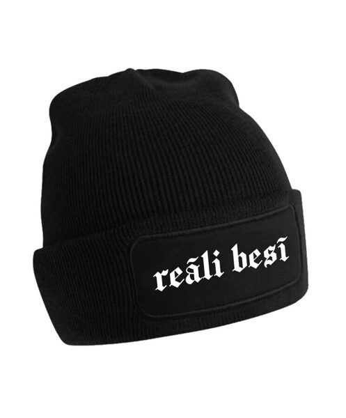 """Cepure """"reāli besī"""""""